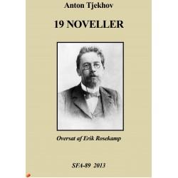 19 noveller af Anton Tjekhov