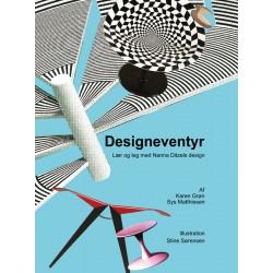 Designeventyr: Lær og leg med Nanna Ditzels design
