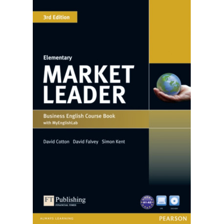 Market Leader 3rd Edition Elementary Coursebook with DVD-ROM and MyEnglishLab Student online access code Pack: Industrial Ecology