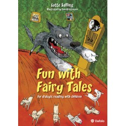 Fun with Fairy Tales: For dialogic reading with children