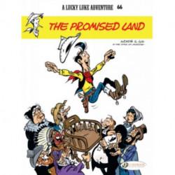 Lucky Luke 66 - The Promised Land