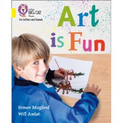 Art is Fun!: Band 03/Yellow