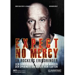 Expect No Mercy - en rockers erindringer