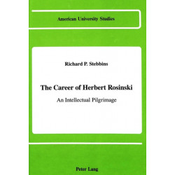 The Career of Herbert Rosinski: An Intellectual Pilgrimage