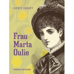 Frau Marta Oulie