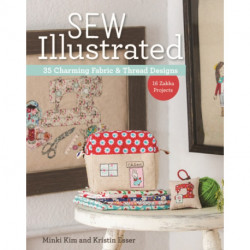Sew Illustrated: 35 Charming Fabric & Thread Designs