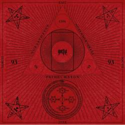 Goetia Tarot Cloth: Red Velvet
