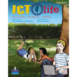 ICT 4 Life Year 8 Students' ActiveBook Pack with CDROM