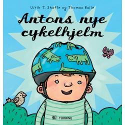 Antons nye cykelhjelm