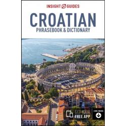 Insight Guides Phrasebook Croatian