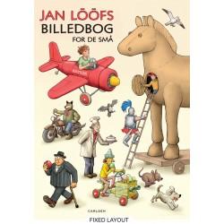 Jan Lööfs billedbog for de små