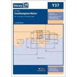 Imray Chart Y37: Southampton Water