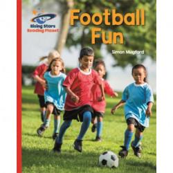 Reading Planet - Football Fun - Red B: Galaxy