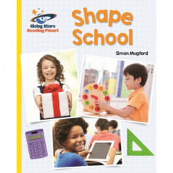 Reading Planet - Shape School - Yellow: Galaxy
