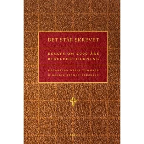 Det står skrevet: essays om 2000 års bibelfortolkning