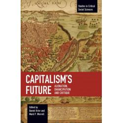 Capitalism's Future: Alienation, Emancipation and Critique