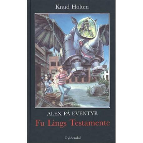 Fu Ling's Testamente: Alex på eventyr