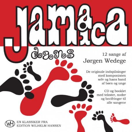 Jamaica-dans: 12 sange af Jørgen Wedege