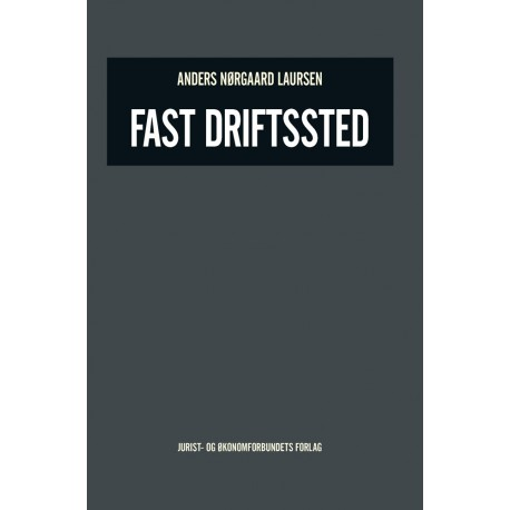 Fast driftsted