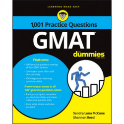 Gmat: 1,001 Practice Questions For Dummies