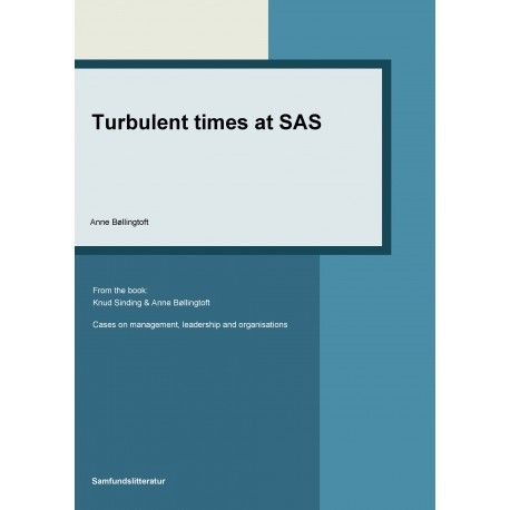 Turbulent times at SAS