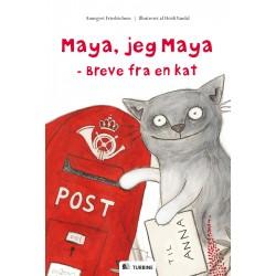 Maya, jeg Maya: Breve fra en kat