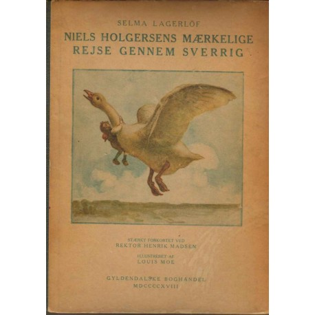 Niels Holgersens mærkelige rejse gennem Sverige