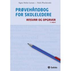 Prøvehåndbog for skoleledere: Ansvar og opgaver