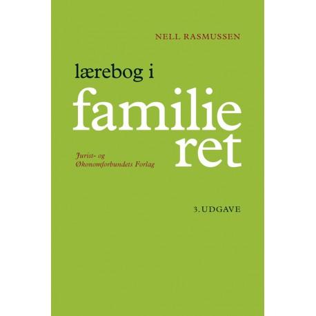 Lærebog i Familieret