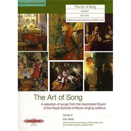 ART OF SONG GRADE 6