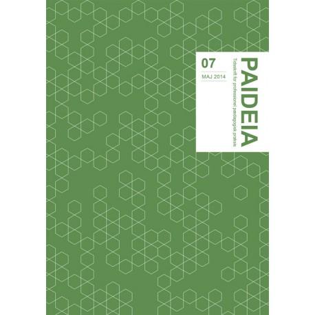 Paideia 07 - maj 2014