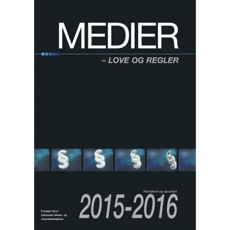 Medier love og regler 2015-2016