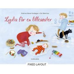Lydia får en lillesøster