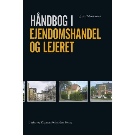 Håndbog i ejendomshandel og lejeret
