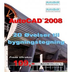 AutoCAD 2008 2D øvelser til bygningstegning