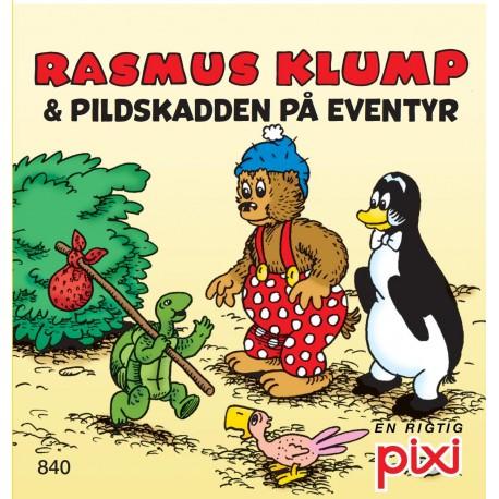 Rasmus Klump 2 - Pilskadden på eventyr og Gemmedyrene