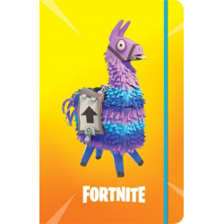 FORTNITE Official Flexibound Ruled Journal: Fortnite gift- 210 x 135mm- ideal for battle strategy notes and fun with friends
