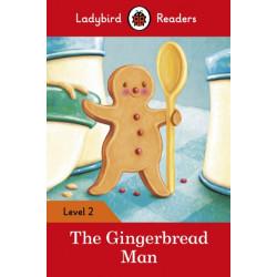The Gingerbread Man - Ladybird Readers Level 2