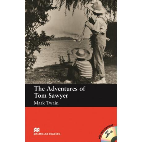 Macmillan Readers Adventures of Tom Sawyer The Beginner Pack