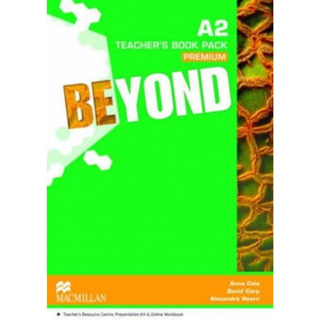 Beyond A2 Teacher's Book Premium Pack