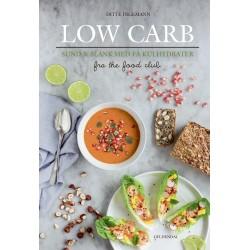 LOW CARB fra The Food Club: Sund & slank med få kulhydrater