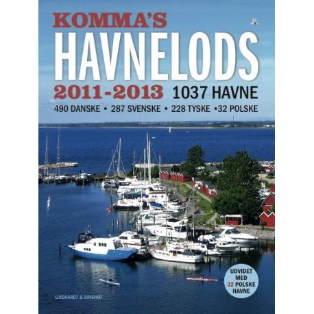 Komma's havnelods 2011-2013