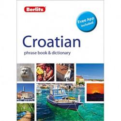Berlitz Phrase Book & Dictionary Croatian (Bilingual dictionary)