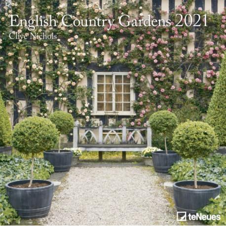 ENGLISH COUNTRY GARDENS 30 X 30 GRID CAL