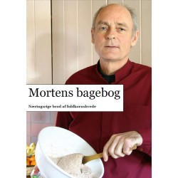 Mortens bagebog: Næringsrige brød af fuldkornshvede