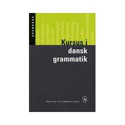 Kursus i dansk grammatik. Grundbog