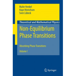 Non-Equilibrium Phase Transitions: Volume 1: Absorbing Phase Transitions