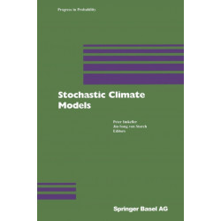 Stochastic Climate Models
