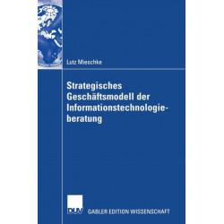 Strategisches Geschaftsmodell Der Informationstechnologieberatung