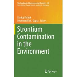 Strontium Contamination in the Environment